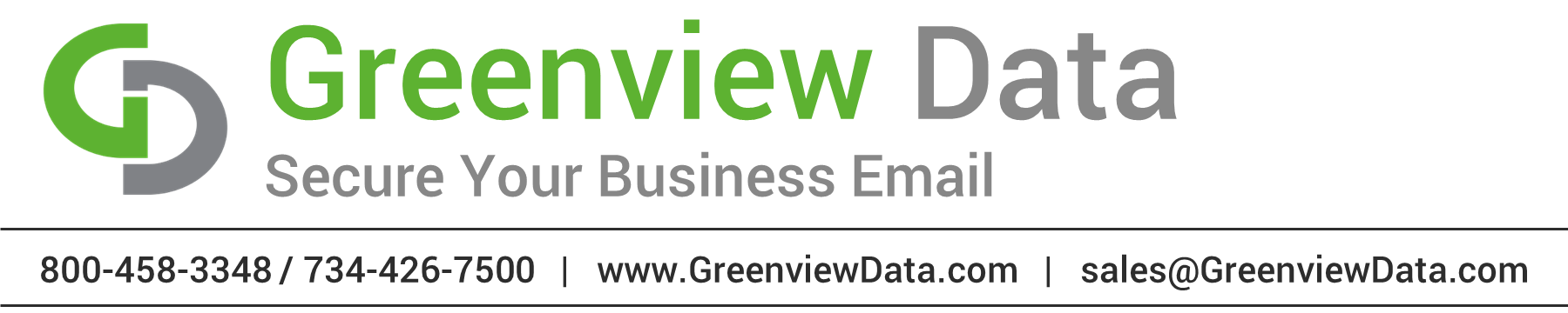 Greenview Data Blog