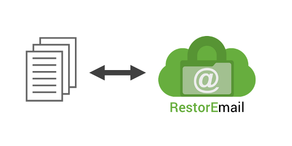 RestorEmail Google Apps Gmail archiving imports and exports messages