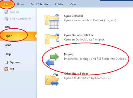 Outlook 2010 Export Pst >> Outlook Export Pst Greenview Data